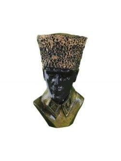 Atatürk Büst Siyah & Gold