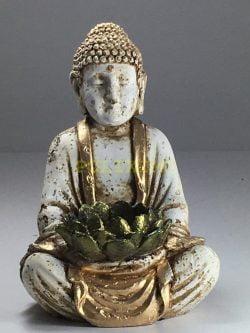 Lotuslu Buda Mumluk